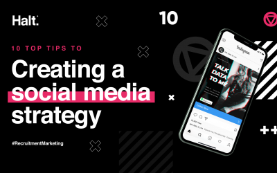 10 Top tips to creating a social media strategy