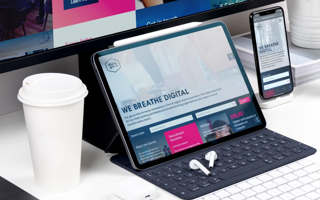 Digital Gurus | Case Study